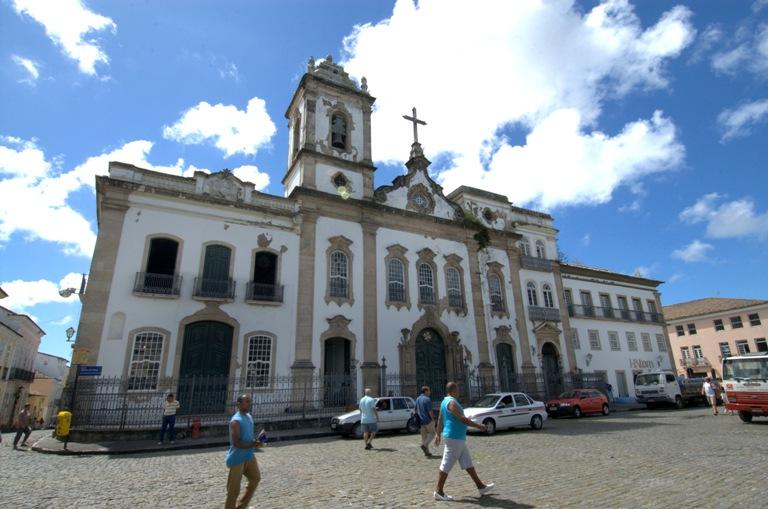 La piazza del Pelourinho