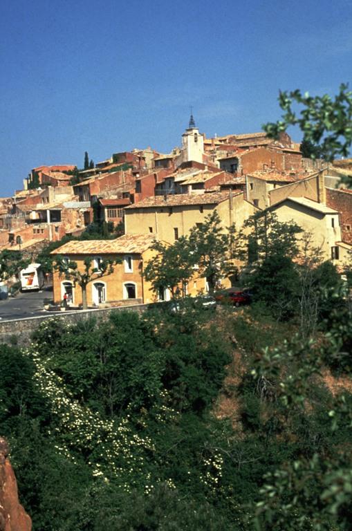 Roussillon (Archivio CDT Vaucluse)