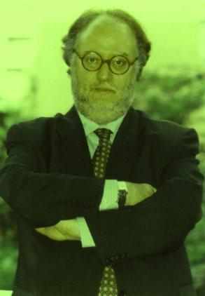 Edoardo Raspelli un'altra immagine del conduttore
