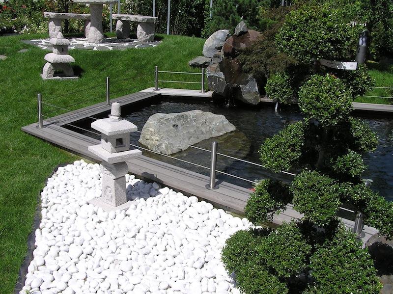 Koi garden giardino zen dolce vita travel magazine - Foto giardino zen ...