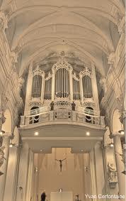 St Bart, dentro la chiesa