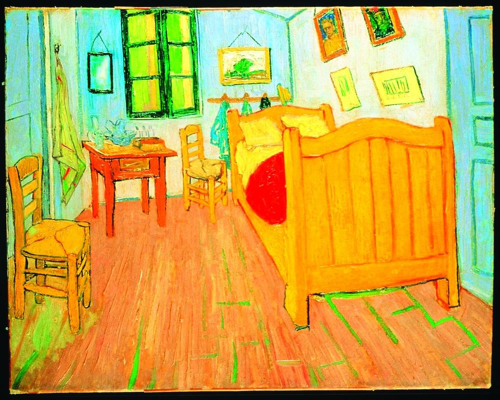 La Camera Da Letto Van Gogh Originale – Tamcoin.info
