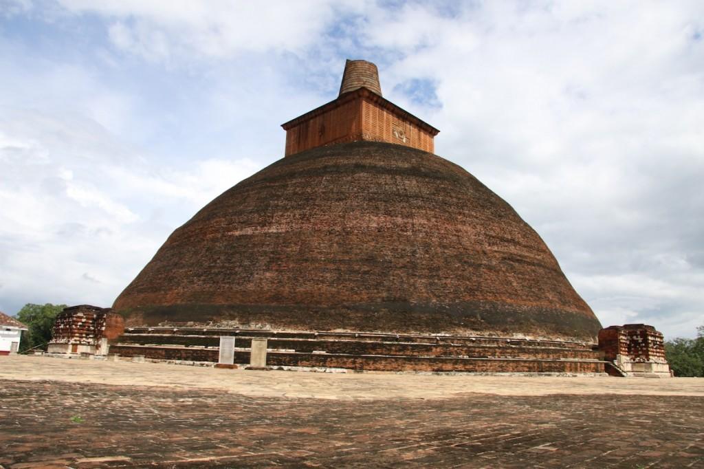 Stupa di Polonnaruwa - IMG_0058