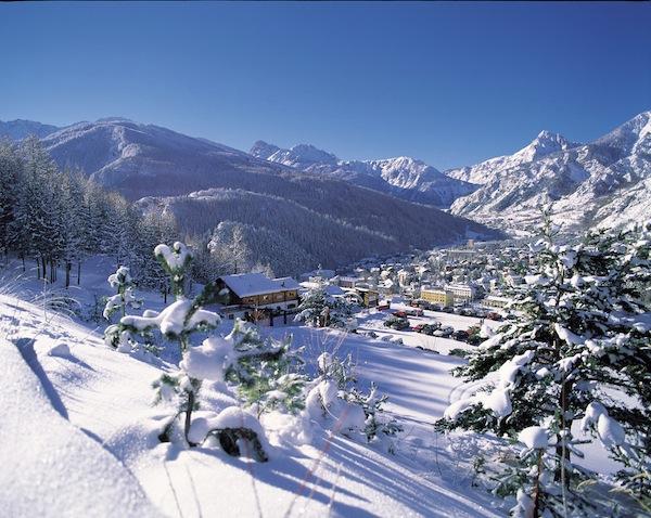 La montagna di Bardonecchia imbiancata @ REGIONE PIEMONTE