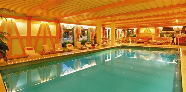 Stafler, la piscina