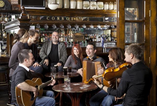 Contea di Clare - atmosfera da pub