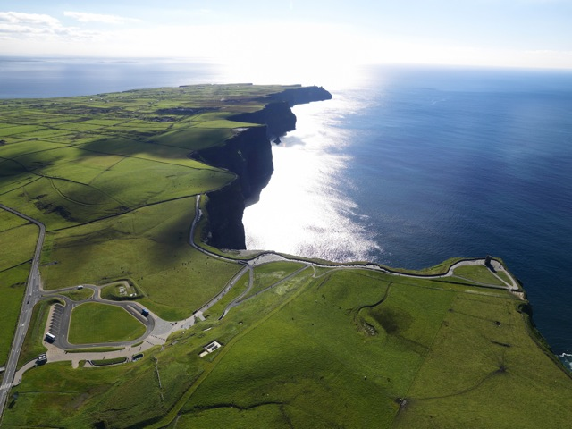 Contea di Clare - Cliffs of Moher