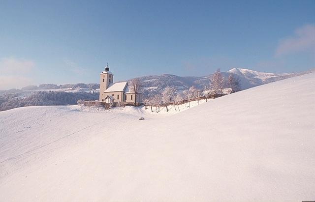 La cappella - foto di FRANZ GERDL_Kaernten Werbung_Kirche