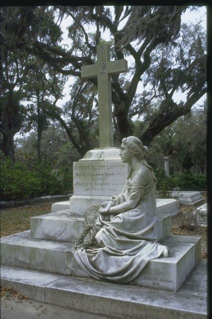 Savannah - Bonaventure Cemetery