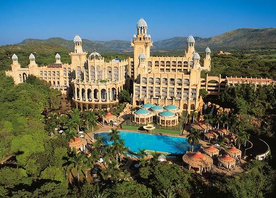 Sun City, il bizzarro reame del Sud Africa