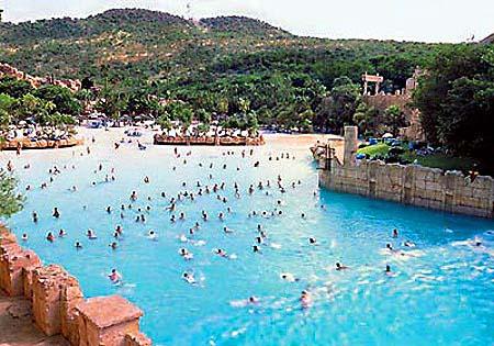 La piscina di Sun City