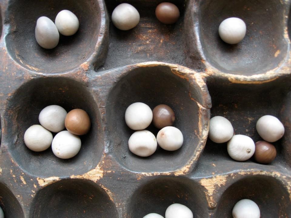 Il gioco tradizionale del Bao