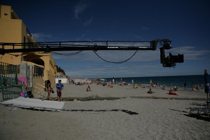Ciak da Fuoriclasse (archivio Film Commission Liguria)