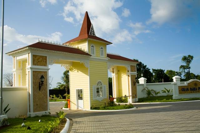 Gran Bahia Principe entrata