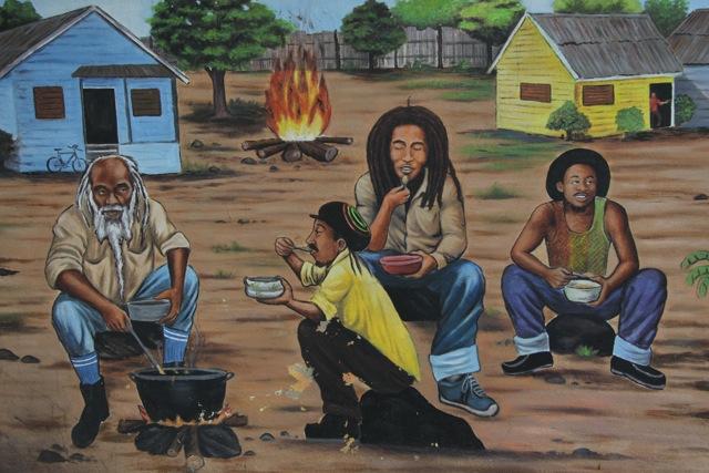 La vita di Bob Marley