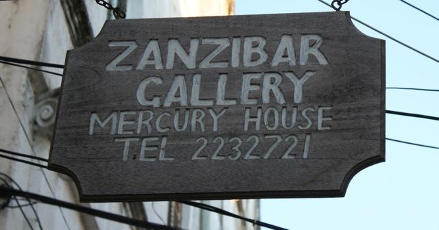 Zanzibar Gallery, il negozio di Mercury