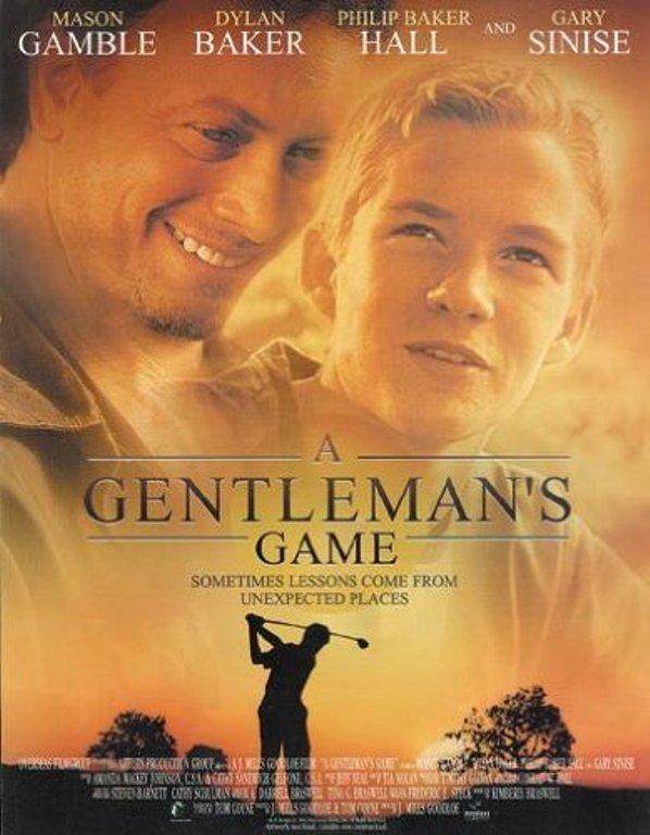 La locandina di A Gentleman's Game