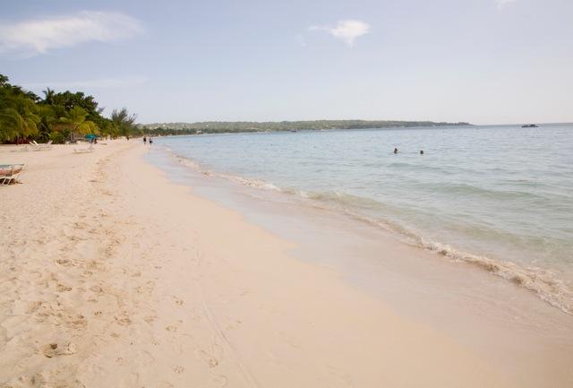 Spiaggia 7 Miles