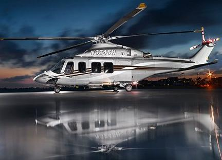 Elicottero lusso Pininfarina