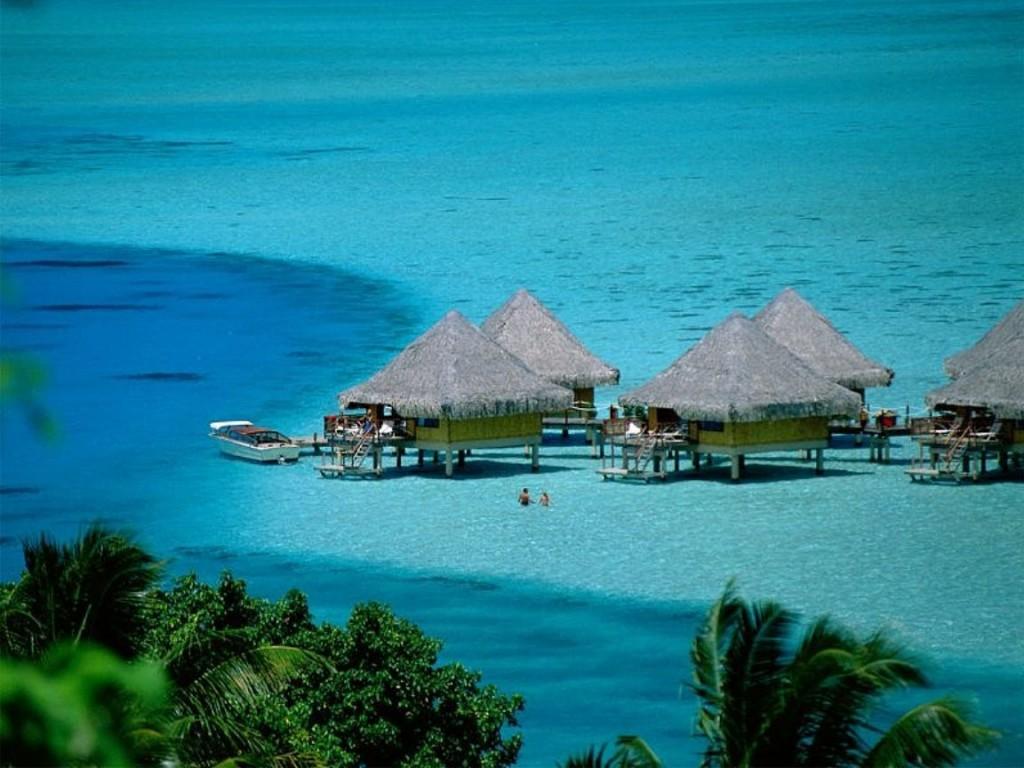 Il mare della Polinesia