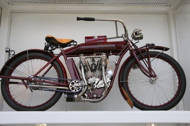 Barber Museum, moto d'epoca