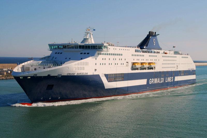 Cruise Grimaldi