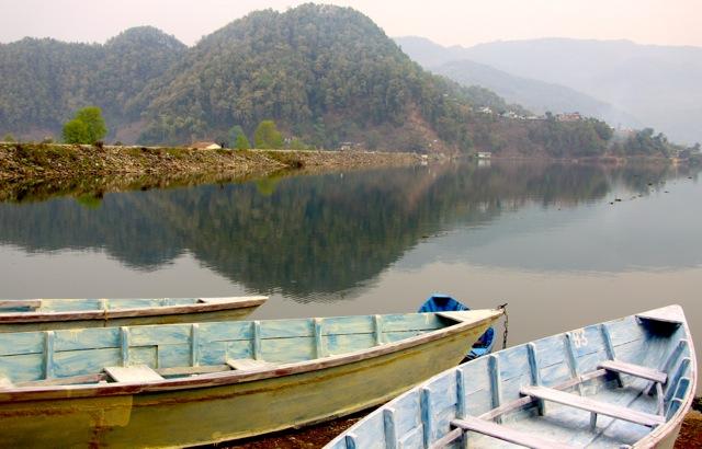 Pokhara - Il lago Begnas Tal