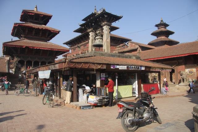 Un angolo di Patan