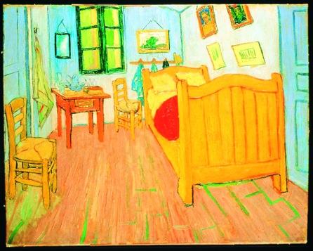 Van Gogh La Camera di Arles