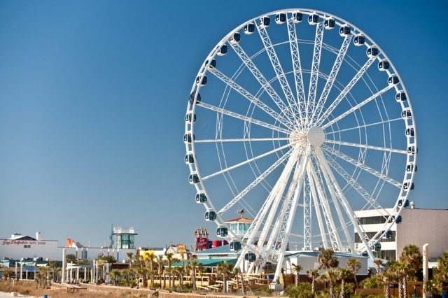 Ruota panoramica a Myrtle Beach