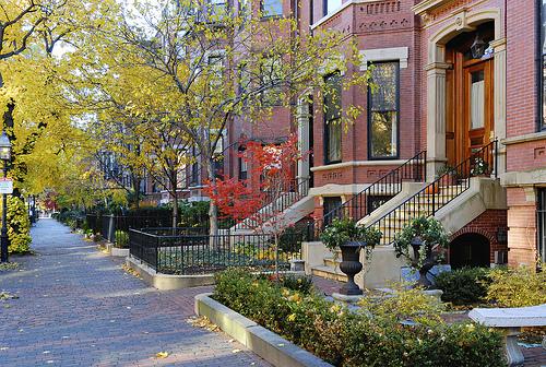 Boston, Back Bay