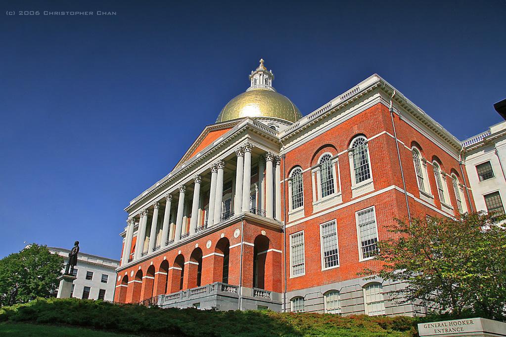 Il Parlamento di Boston