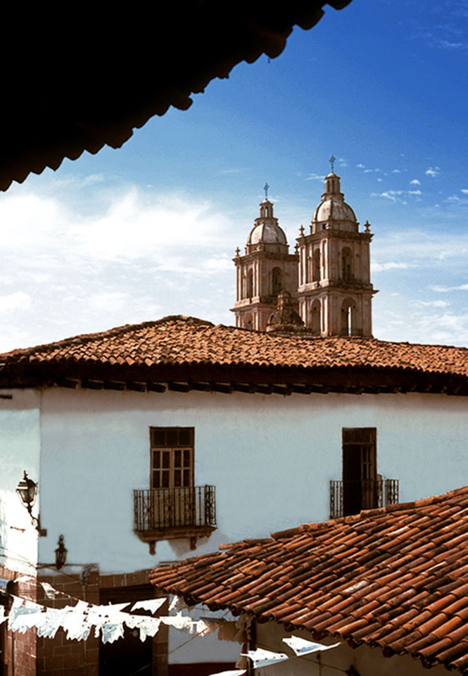 Sguardo sui tetti
