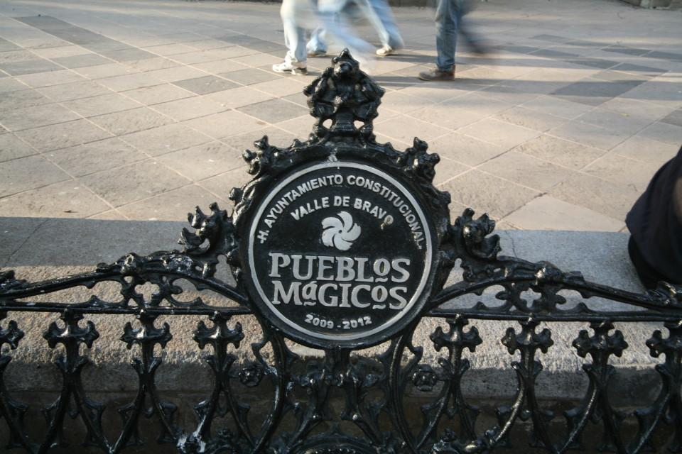 Il logo dei Pueblos Magicos