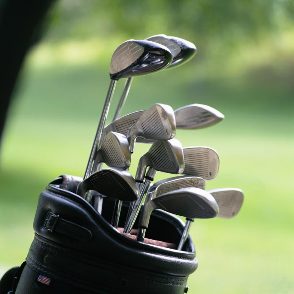 La sacca da golf da vero professionale