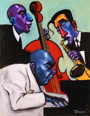 Trio Jazz (foto Ass. Olinda Onlus)