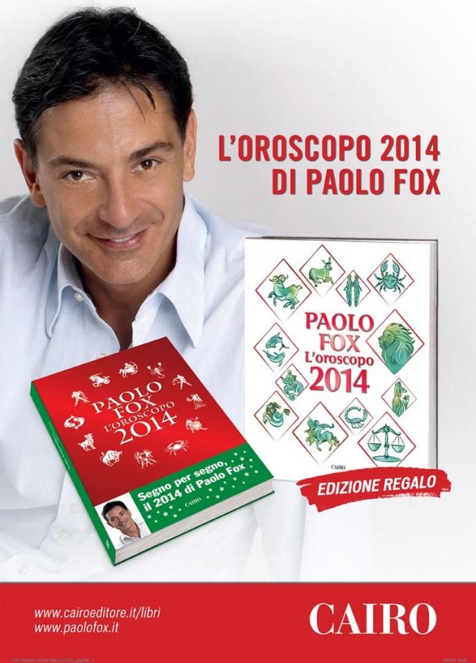 Paolo Fox e l'oroscopo 2014
