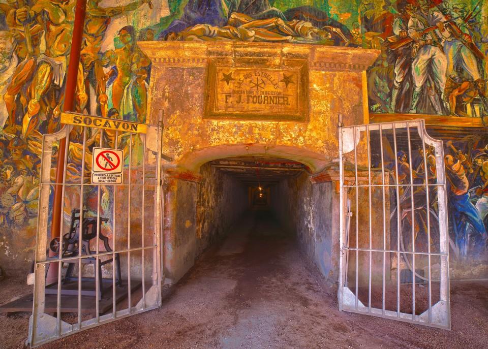 Le miniere di Tlalpujahua