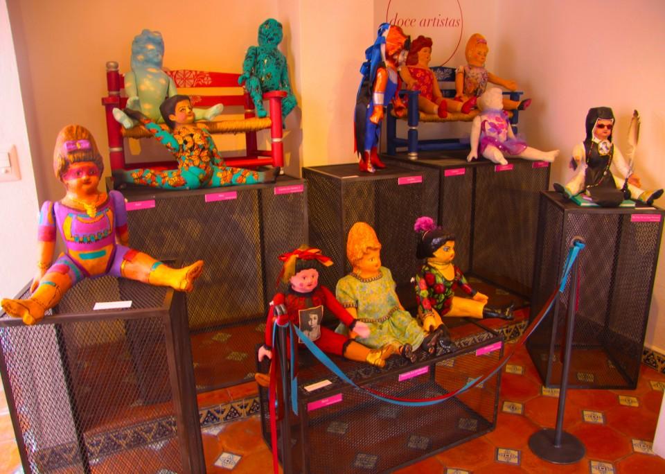 Museo del Giocattolo, concorso bambole di cartone, IMG_0220