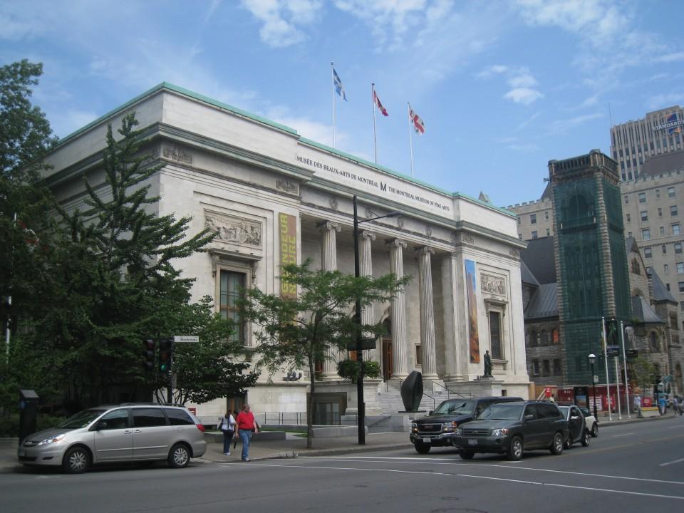 Museum of Fine Arts di Boston