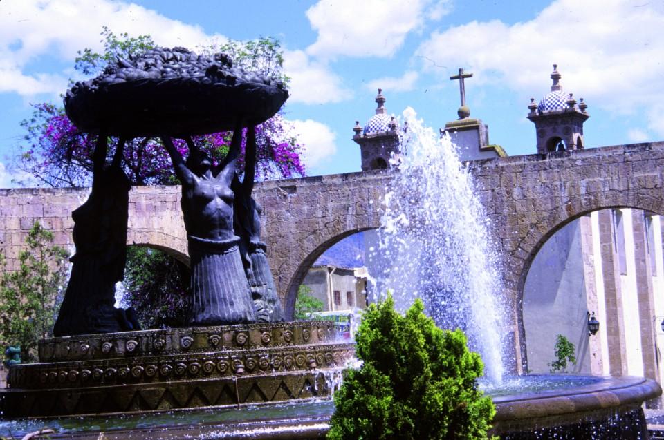San Miguel De Allende Fuente de las Tarascas