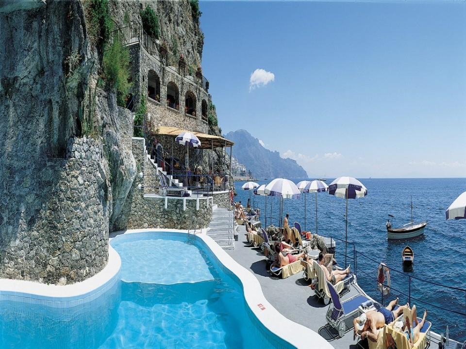 Hotel Santa Caterina D'Amalfi