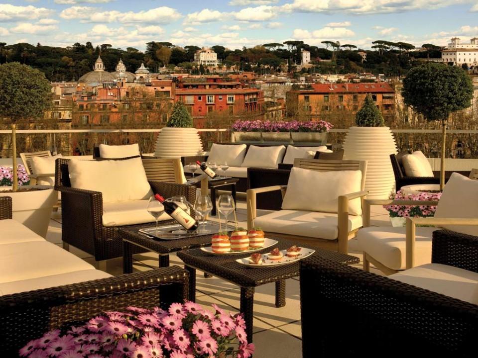 Visconti Palace Hotel