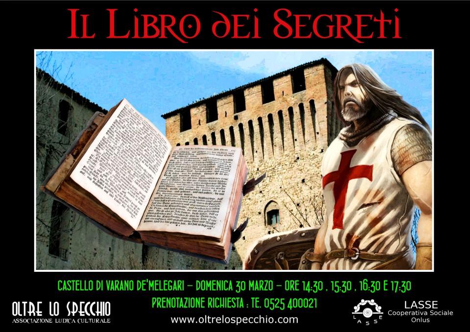 Il Libro dei Segreti al Castello Pallavicino di Varano de' Melegari