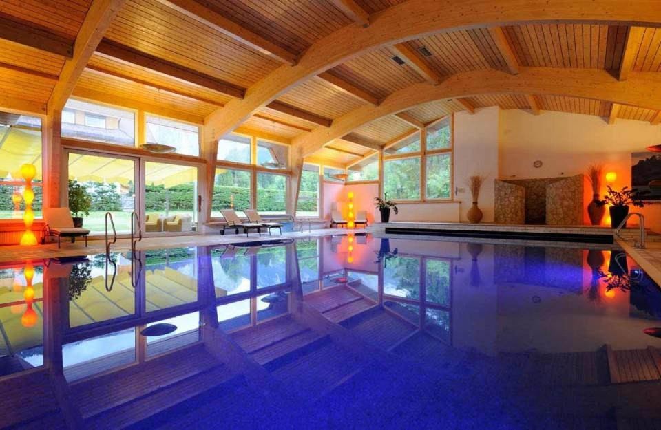 La piscina interna
