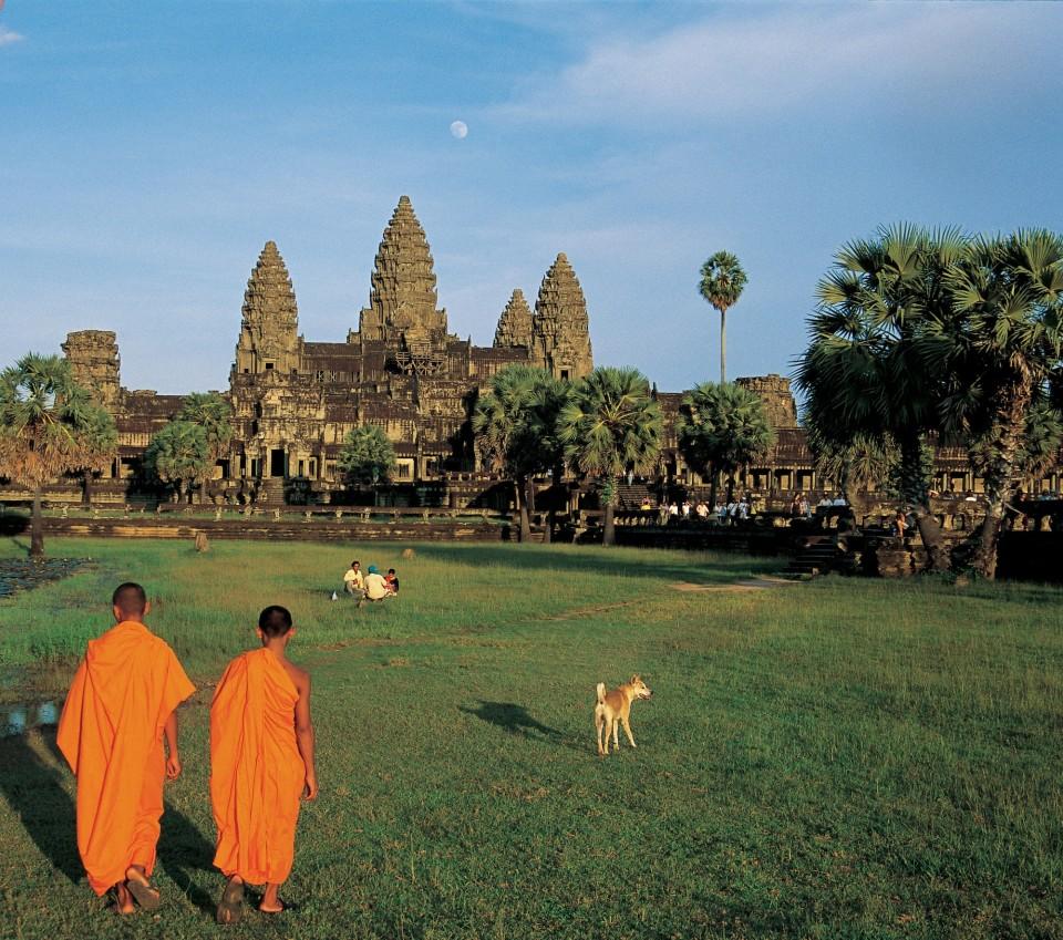 Angkor Wat, il più grande tempio sacro