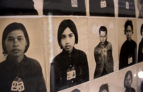 Immagini dal Memoriale del Genocidio