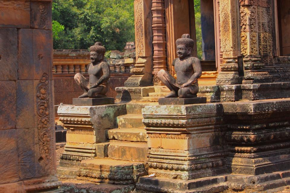 Tra i templi di Siem Reap