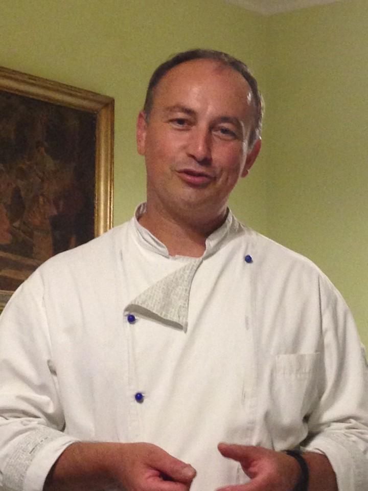 Il cuoco Egidio