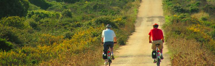 In Bici nella Campagna
